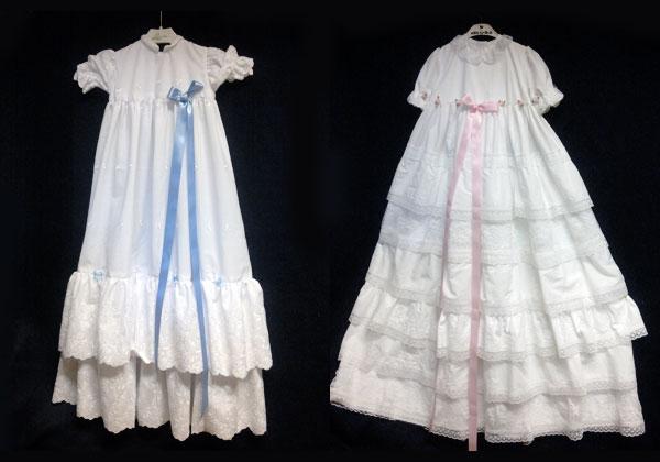 Dopklänningar
