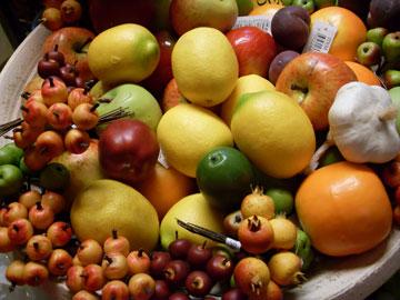 Prydnadsfrukt